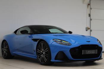 Aston Martin DBS V12 Superleggera Touchtronic Special Ceramic Blue - B&O image 5 thumbnail