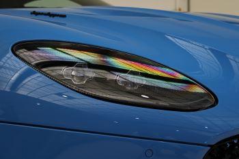 Aston Martin DBS V12 Superleggera Touchtronic Special Ceramic Blue - B&O image 11 thumbnail