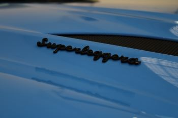Aston Martin DBS V12 Superleggera Touchtronic Special Ceramic Blue - B&O image 12 thumbnail