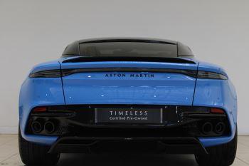 Aston Martin DBS V12 Superleggera Touchtronic Special Ceramic Blue - B&O image 4 thumbnail