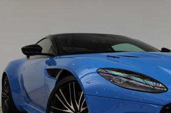 Aston Martin DBS V12 Superleggera Touchtronic Special Ceramic Blue - B&O image 6 thumbnail