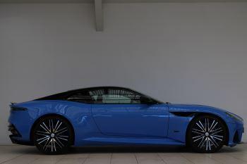 Aston Martin DBS V12 Superleggera Touchtronic Special Ceramic Blue - B&O image 8 thumbnail