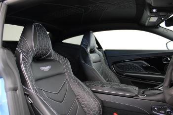 Aston Martin DBS V12 Superleggera Touchtronic Special Ceramic Blue - B&O image 25 thumbnail
