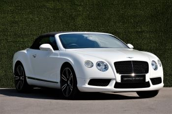 Bentley Continental GTC 4.0 V8 - Sports and Colour Specification image 1 thumbnail
