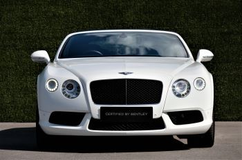 Bentley Continental GTC 4.0 V8 - Sports and Colour Specification image 2 thumbnail