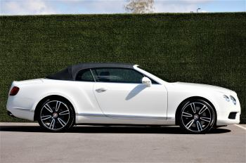 Bentley Continental GTC 4.0 V8 - Sports and Colour Specification image 3 thumbnail