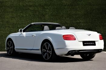 Bentley Continental GTC 4.0 V8 - Sports and Colour Specification image 5 thumbnail