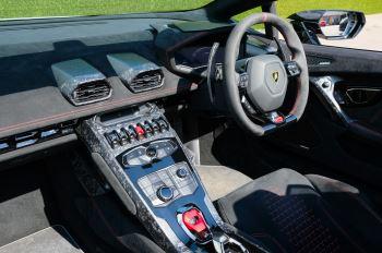 Lamborghini Huracan Performante Spyder 5.2 V10 AWD image 7 thumbnail