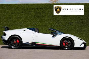 Lamborghini Huracan Performante Spyder 5.2 V10 AWD image 2 thumbnail