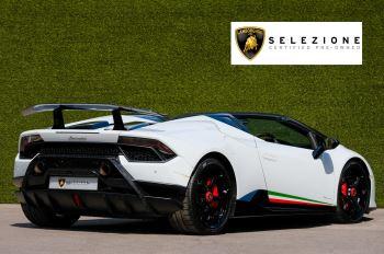 Lamborghini Huracan Performante Spyder 5.2 V10 AWD image 3 thumbnail