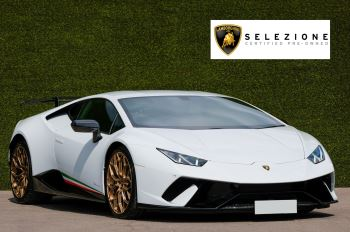 Lamborghini Huracan Performante 5.2 V10 AWD Automatic 2 door Coupe