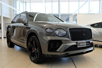 Bentley Bentayga 4.0 V8 Mulliner Driving Specification [Tour] 7 Seat Automatic 5 door Estate