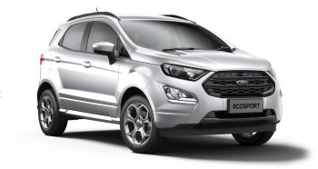 Ford EcoSport 1.0 EcoBoost 125ps ST Line 5dr thumbnail image