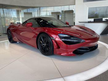 McLaren 720S V8 2dr SSG image 1 thumbnail