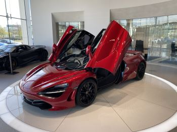 McLaren 720S V8 2dr SSG image 26 thumbnail