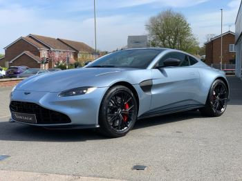Aston Martin V8 Vantage Coupe 4.3 Automatic 2 door