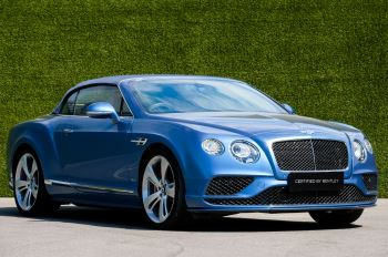 Bentley Continental GTC 6.0 W12 [635] Speed 2dr - 21 Inch Directional Sports Alloy Wheels Automatic Convertible