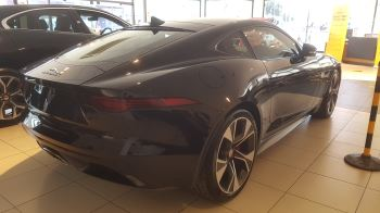 Jaguar F-TYPE 2.0 P300 First Edition SPECIAL EDITIONS image 4 thumbnail