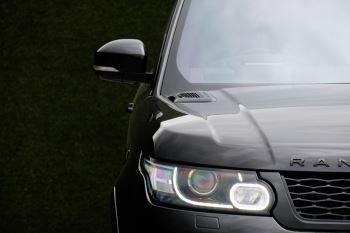 Land Rover Range Rover Sport 5.0 V8 S/C SVR 5dr image 3 thumbnail