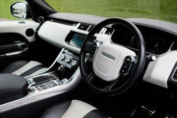 Land Rover Range Rover Sport 5.0 V8 S/C SVR 5dr image 9 thumbnail