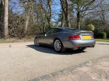 Aston Martin Vanquish S S V12 2+2 2dr image 17 thumbnail
