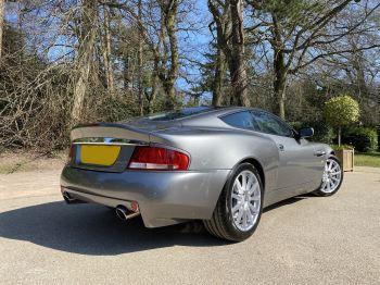 Aston Martin Vanquish S S V12 2+2 2dr image 5 thumbnail