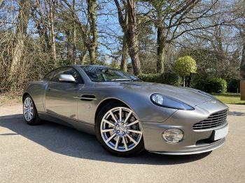 Aston Martin Vanquish S S V12 2+2 2dr image 3 thumbnail