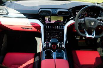 Lamborghini Urus 4.0T FSI V8 AUTO- 4 SEAT CONFIGURATION - NIGHT VISION - 23 INCH ALLOYS image 7 thumbnail
