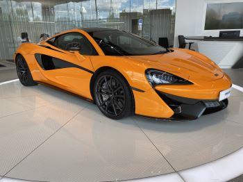 McLaren 570S Coupe V8 2dr SSG 3.8 Automatic Coupe