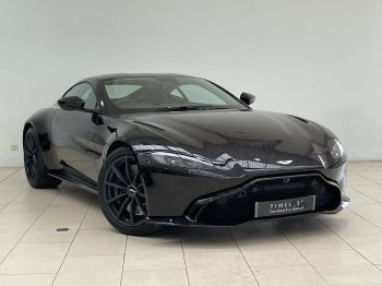 Aston Martin New Vantage 2dr ZF 8 Speed Auto 4.0 Automatic 3 door Coupe