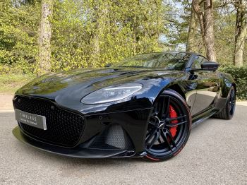 Aston Martin DBS V12 Superleggera 2dr Touchtronic Tag Edition  1 of 50 produced worldwide  5.2 Automatic 3 door Coupe