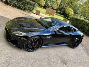 Aston Martin DBS V12 Superleggera 2dr Touchtronic Tag Edition  1 of 50 produced worldwide  image 29 thumbnail