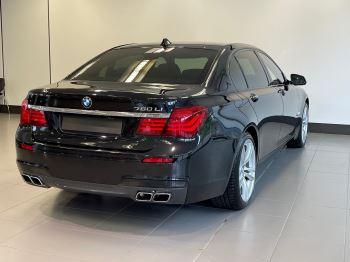 BMW 7 Series 760Li M Sport image 4 thumbnail