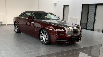 Rolls-Royce Dawn 2dr Auto image 13 thumbnail