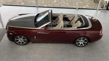 Rolls-Royce Dawn 2dr Auto image 12 thumbnail
