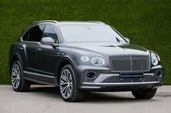 Bentley Bentayga 4.0 V8 5dr [4 Seat] - First Edition - All Terrain Specification Automatic Estate