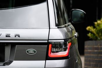 Land Rover Range Rover Sport 3.0 SDV6 Autobiography Dynamic 5dr [7 Seat] - Rear Seat Entertainment - 21 Inch Alloys image 8 thumbnail
