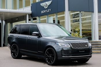 Land Rover Range Rover 3.0 SDV6 Vogue SE - Panoramic Roof - Privacy Glass - 21 inch Alloys image 37 thumbnail
