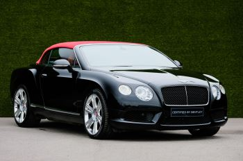 Bentley Continental GTC 4.0 V8 - Mulliner Driving Specification including Colour Specification Automatic 2 door Convertible