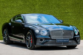 Bentley Continental GT 4.0 V8 - Touring Specification and City Specification Automatic 2 door Coupe