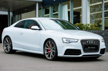 Audi RS5 4.2 FSI Quattro 2dr S Tronic - Optional Extras worth £8,500 - Sports package Automatic Coupe