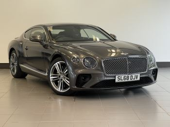 Bentley Continental GT 6.0 W12 Mulliner - Centenary - City & Touring spec Automatic 2 door Coupe