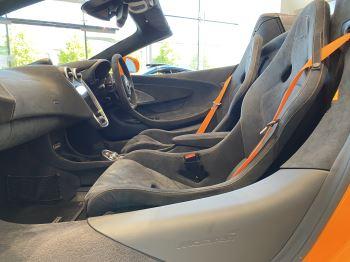 McLaren 600LT Spider V8 2dr SSG image 16 thumbnail