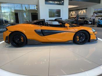 McLaren 600LT Spider V8 2dr SSG image 7 thumbnail