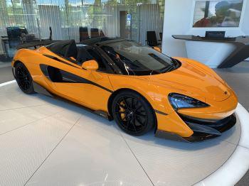 McLaren 600LT Spider V8 2dr SSG image 3 thumbnail