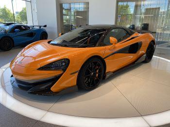 McLaren 600LT Spider V8 2dr SSG image 6 thumbnail