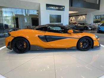 McLaren 600LT Spider V8 2dr SSG image 32 thumbnail