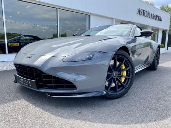 Aston Martin New Vantage 2dr ZF 8 Speed 4.0 Automatic Roadster