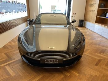 Aston Martin DB11 V8 Volante 2dr Touchtronic Bang and Olufsen  4.0 Automatic 3 door Convertible