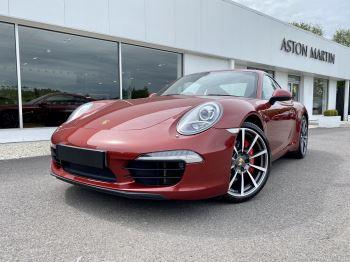 Porsche 911 S 2dr 3.8 3 door Coupe